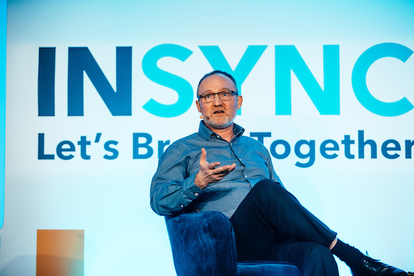 Mark Hodgin, Chief Counsel Global Trademarks, Mondelēz at INSYNC2020