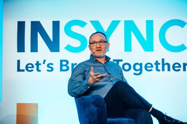 Mark Hodgin, Chief Counsel Global Trademarks, Mondelēz at INSYNC2020